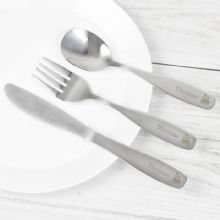 3 Piece Train Cutlery Set